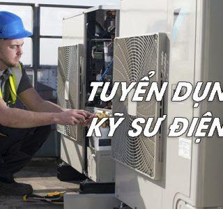 Tuyển dụng kỹ sư điện nước tháng 9/ 2019 làm việc tại Hà Nội